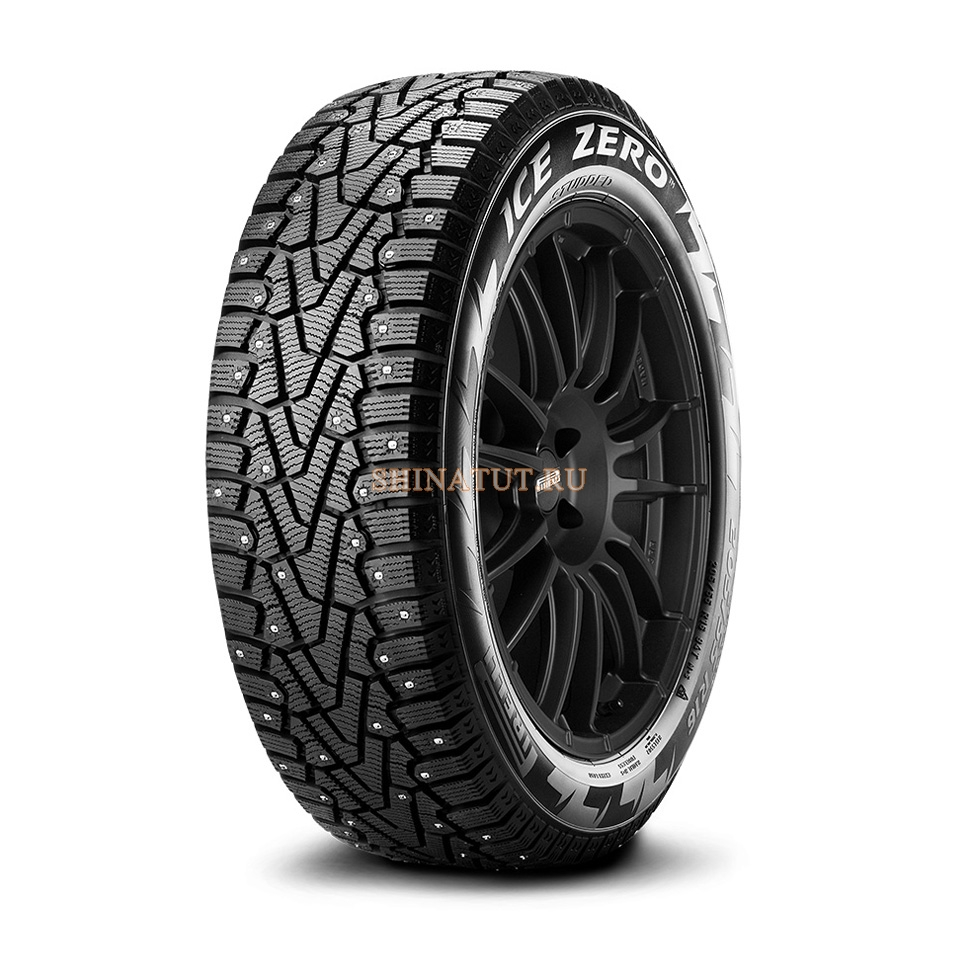 «имн¤¤ шина Pirelli Winter Ice Zero 275/40 R20 106T - фото 6